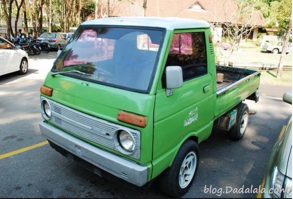 Foto Modifikasi Mobil