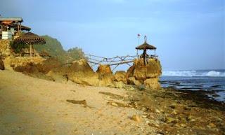 Pantai Watulawang Gunung Kidul