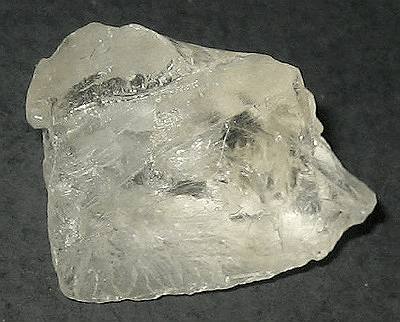 Clear petalite