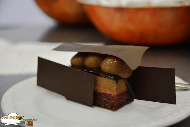 black forest dessert קינוח היער השחור