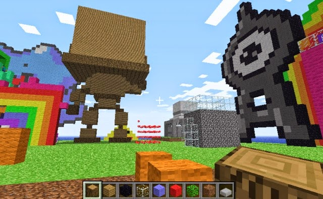 Crazy Craft Minecraft Game For Free