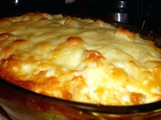 MAMMA'S CREAMY BAKED MACARONI AND CHEESE