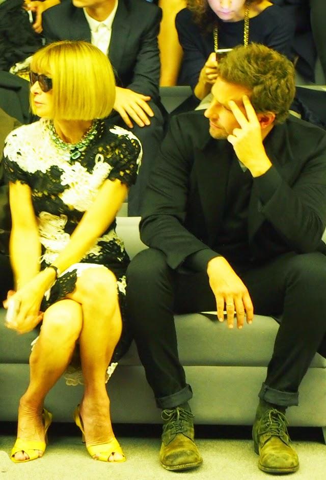 Bradley Cooper Anna Wintour