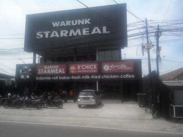 Nasi Goreng Kekinian ala Warunk StarMeal