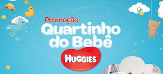 Cadastrar Promoção Huggies 2017 Quartinho do Bebê Prêmios Mil Reais