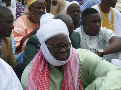 Sallah: Why I dressed in Islamic regalia – Fayose