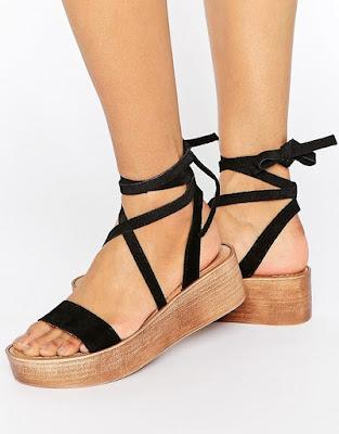 propuestas de zapatos de plataforma