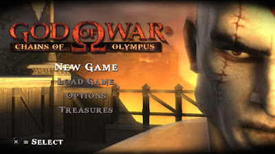 God of War Chains of Olympus ISO For PPSSPP 85 MB Download