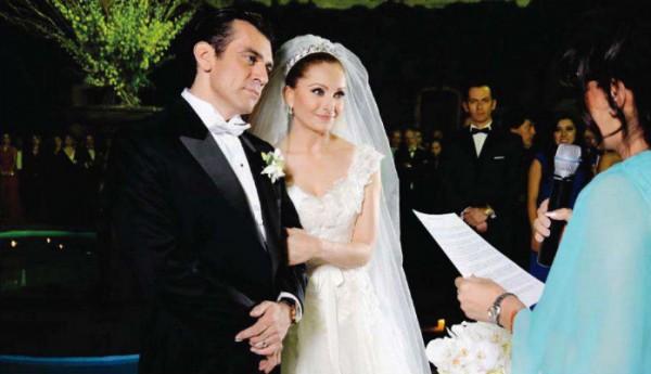 Mario salinas wedding