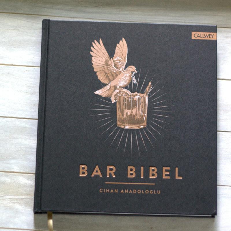 bushcooks kitchen: Rezension: Bar Bibel von Cihan Anadologlu