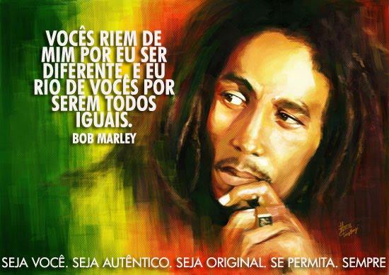 Fraces De Bob Marley: Mensagens Da Net: Frases Inesquecíveis Do Bob Marley #4