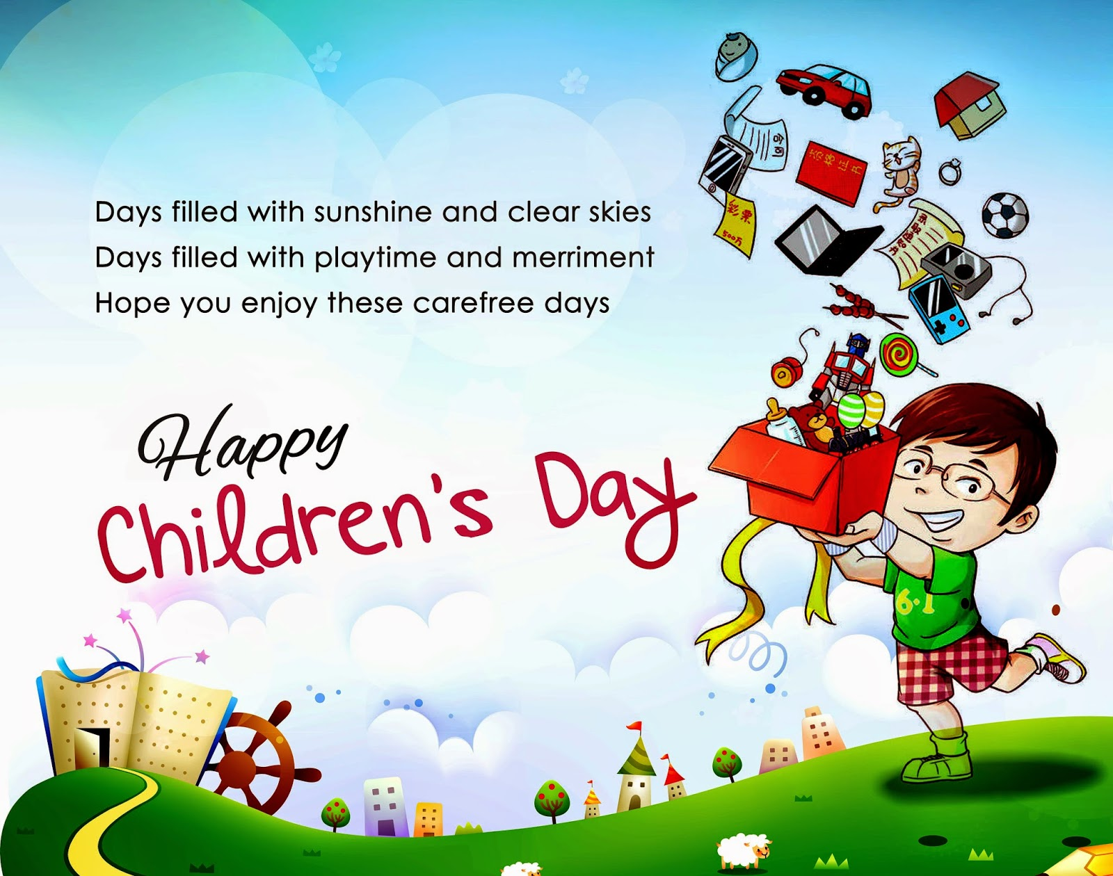 ... sms 140 words, pictures, shayari speech, Eassy on Children day Hindi