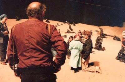 Dune detrás de las cámaras