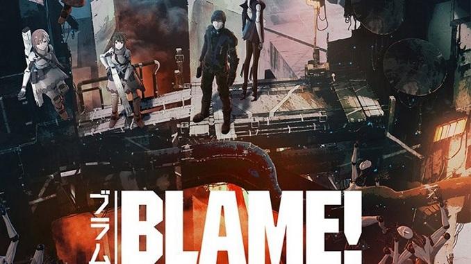 Blame Movie – Anime Blame! Menceritakan Masa lalu telah menyebabkan sistem otomasi kehilangan kontrol