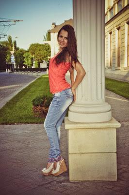 schöne ukrainerin