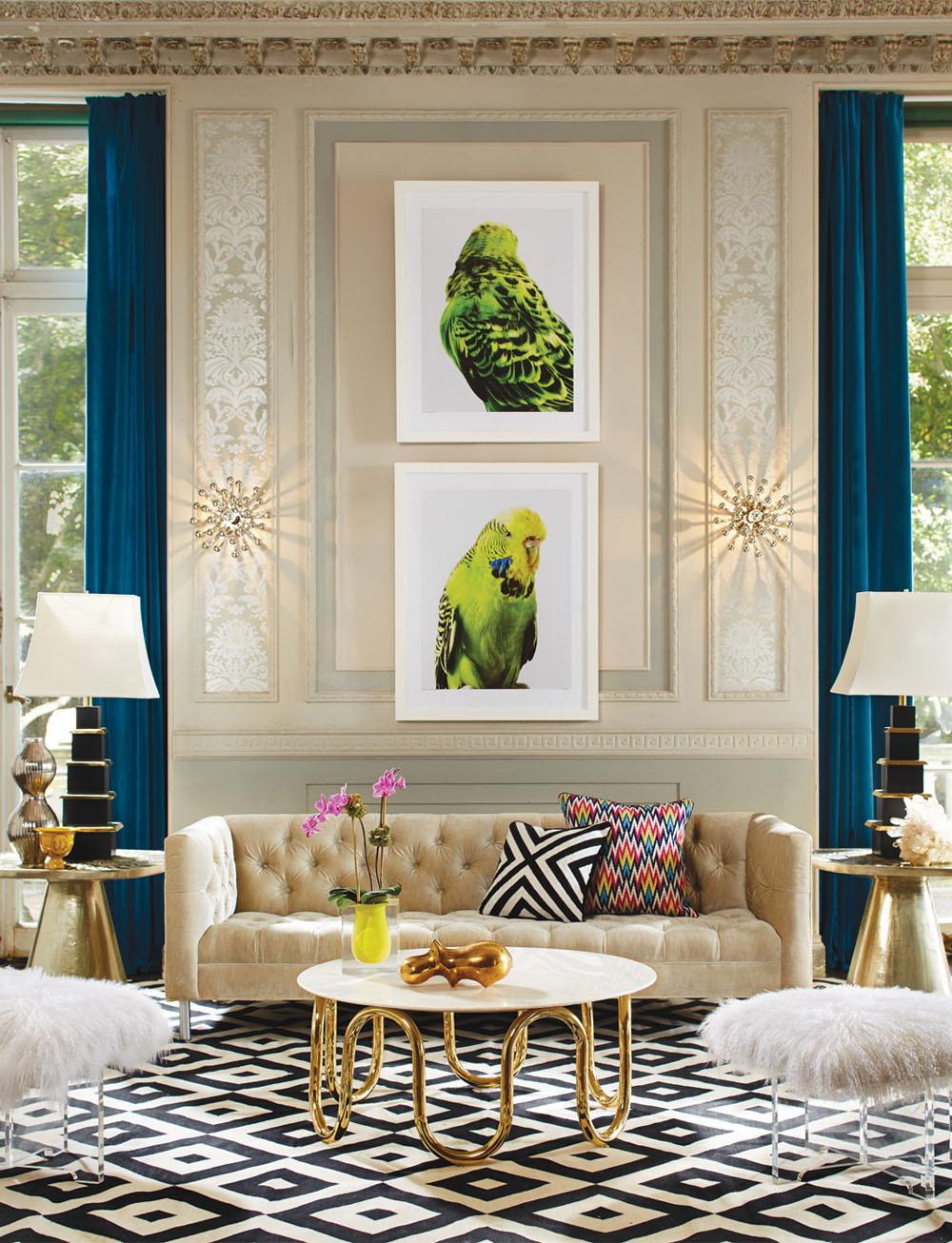 44 Desain Ruang Tamu Minimalis Mewah Namun Simpel dan
