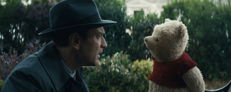 CHRISTOPHER ROBIN review