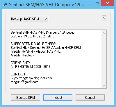 Aladdin Hasp Srm Runtime Environment Installer Operating System Not
