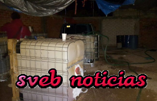 PGR asegura 24 mil litros de combustible robado en Tres Valles Veracruz