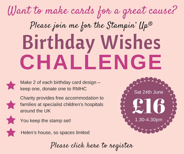 Please Join Me For The Birthday Wishes Challenge