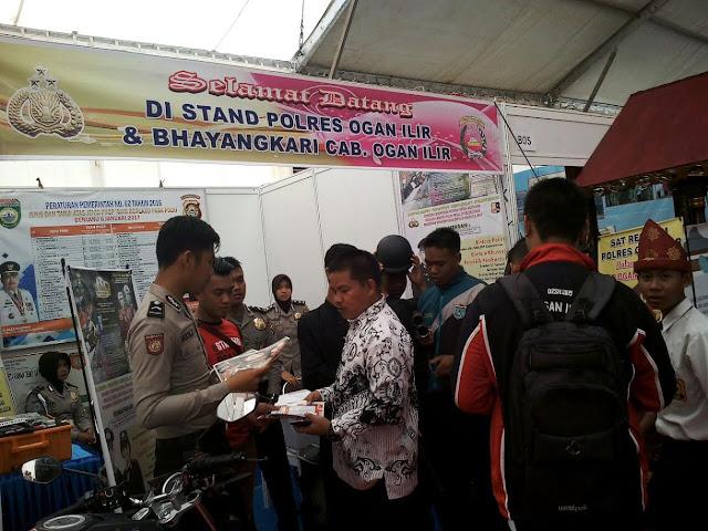 Wagub Sumsel Didamping Plt Bupati Dan Kapolres Oi Kunjungi Oi Expo