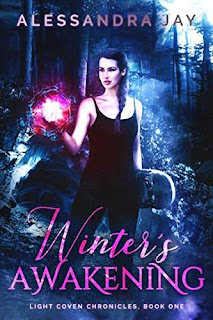 Winter's Awakening - an enchanting paranormal romance journey by Alessandra Jay