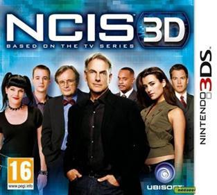 NCIS 3D, 3DS, Español, Mega, Mediafire