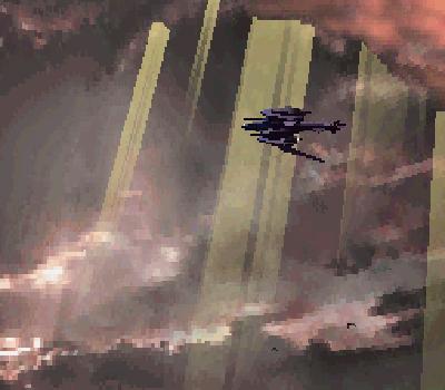 Infinite Space - Rayos de luz