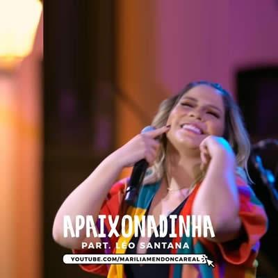 Marília Mendonça e Léo Santana - Apaixonadinha (Ao Vivo)