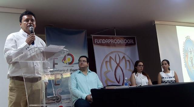 En Cúcuta-Colombia, Gobernador de NdeS (E) Juan Carlos Cortés Arias clausura capacitación a 135 Gestores Sociales e Institucionales #OngCF #RSY