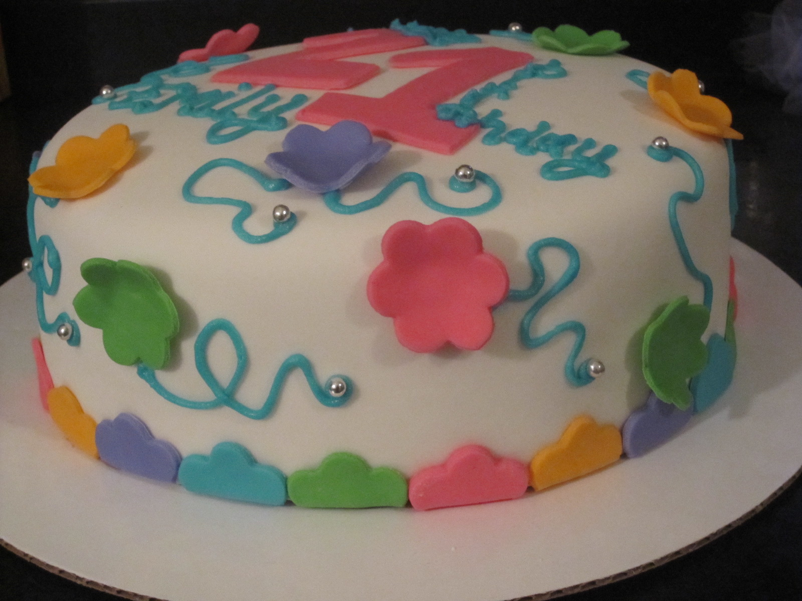 Cake It Pretty: Happy Birthday Emily