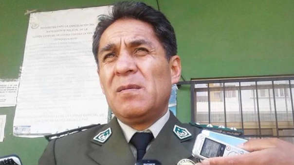 """Jefe policial asegura que los feminicidios ocurren porque """"las mujeres tienen doble vida"""""""