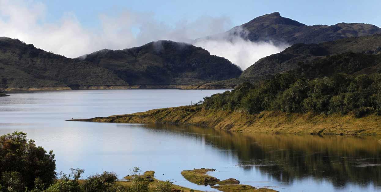 Parques Naturales de Colombia Parque Chingaza