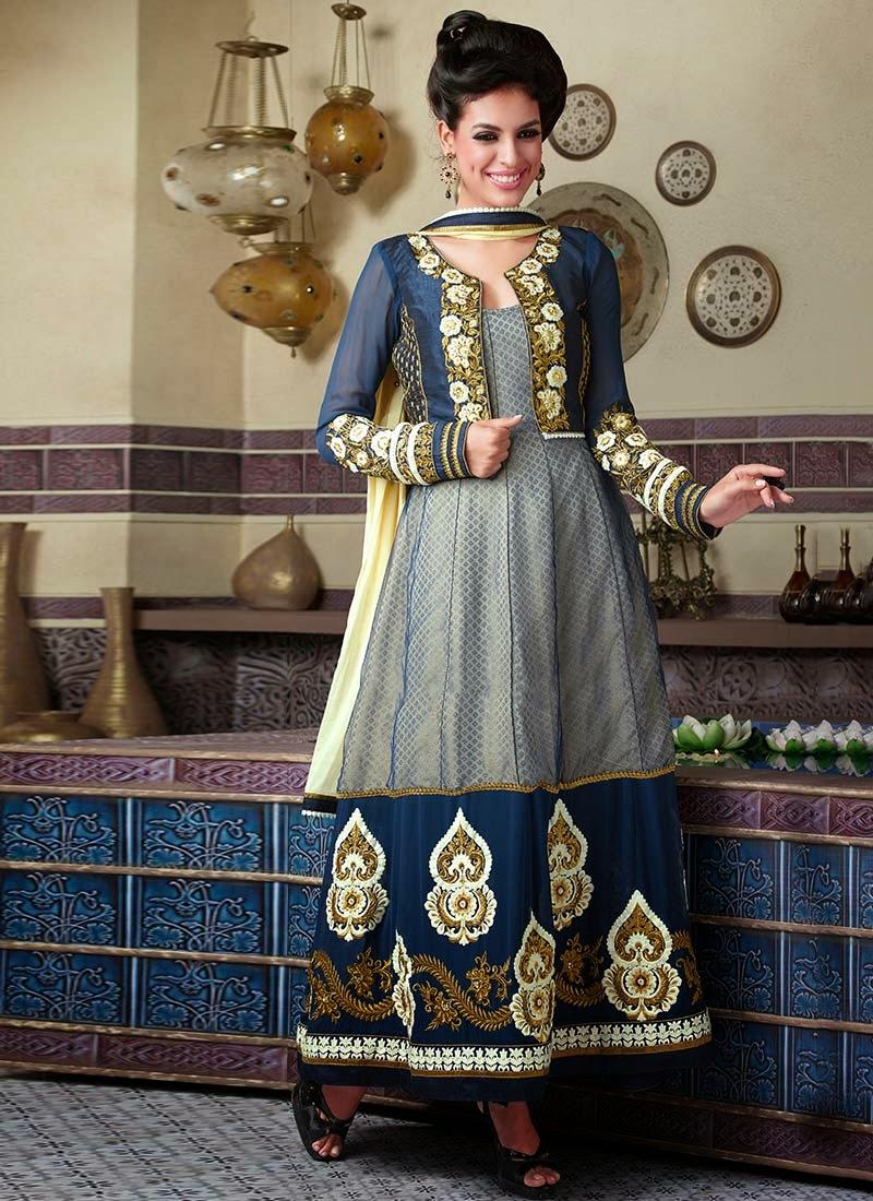 long pakistani pointed dress pattern designer