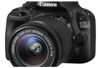 Canon EOS 100D EOS Utility Download - Windows, Mac