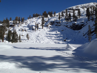 Pear Lake Ski Backpack Snowshoe Sequoia National Park