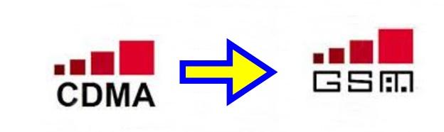 Cara Mengubah Sinyal Internet CDMA Menjadi GSM