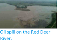 http://sciencythoughts.blogspot.co.uk/2012/06/oil-spill-on-red-deer-river.html