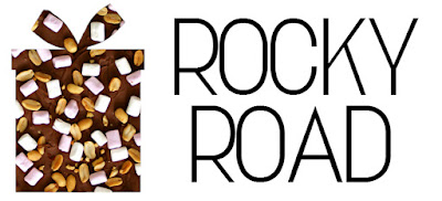 Rocky Road Chocolate Bark Recipe - gluten free, easy holiday recipes, food gift ideas, easy handmade gifts, DIY hostess gifts, gourmet homemade chocolates
