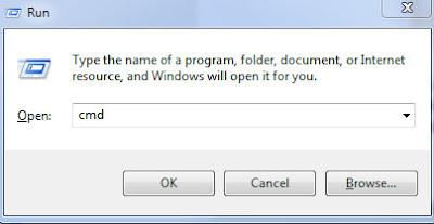 cara memersihkan virus shortcut