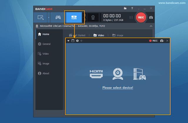 تحميل برنامج تصوير الالعاب للكمبيوتر Bandicam 4.0
