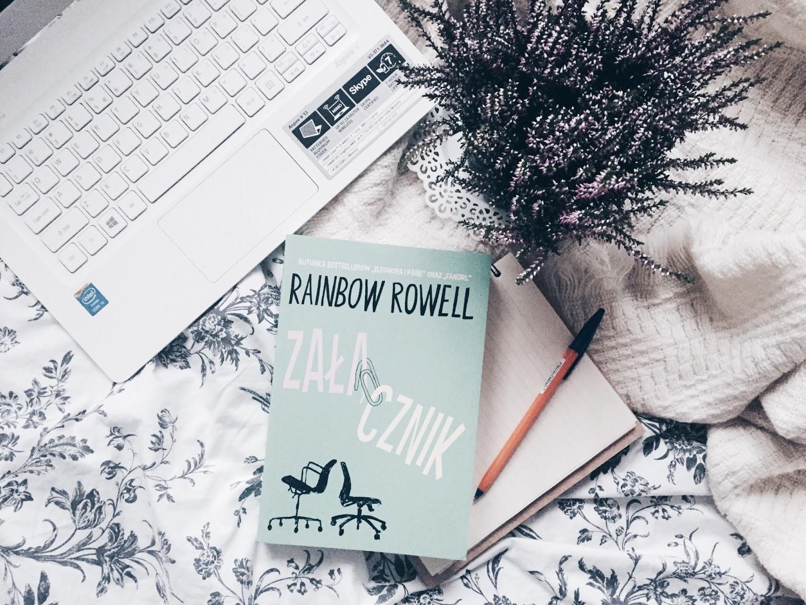 Załącznik, Rainbow Rowell