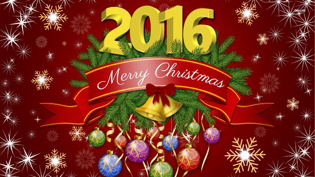 Merry Christmas Day 2016 Wallpaper