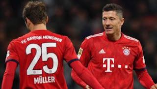 Werder Bremen vs Bayern Munich 1-2 Highlights