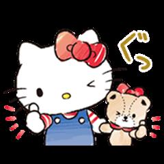 Hello Kitty&Tiny Chum
