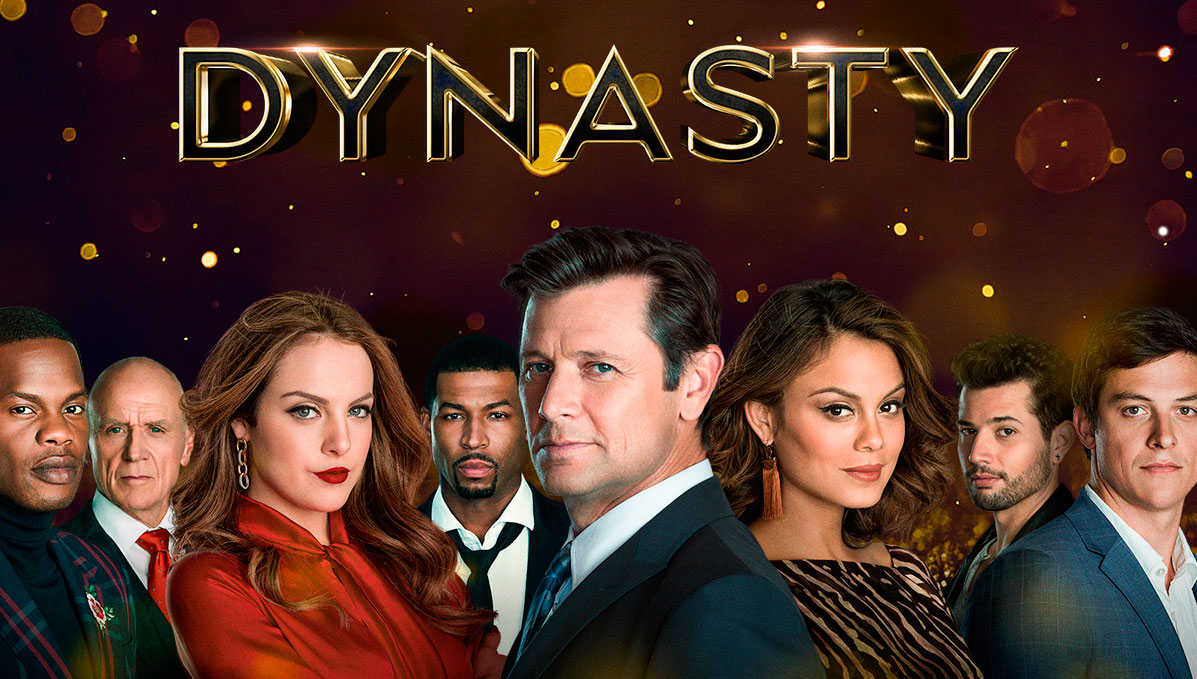 Dynasty Poster CW 2017