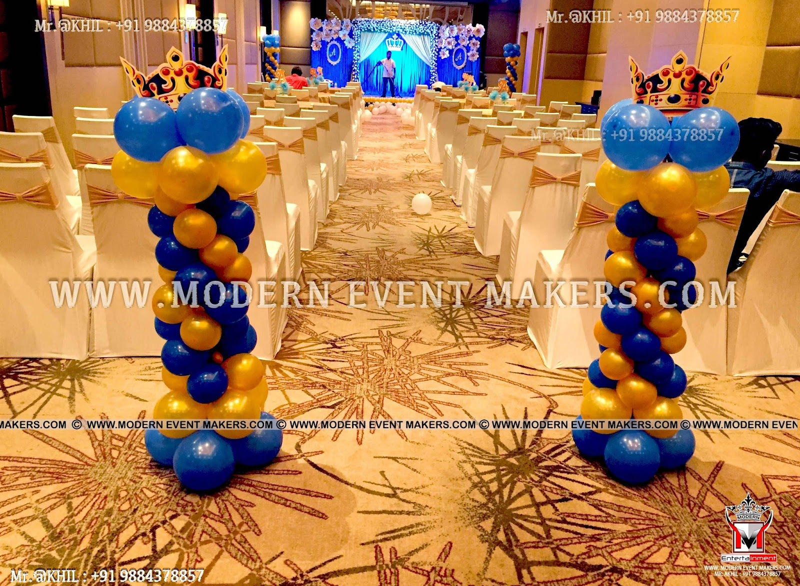 The best birthday party organiser in chennai 9884378857 for Balloon decoration in chennai