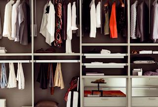 cara biar pakaian di lemari tidak bau