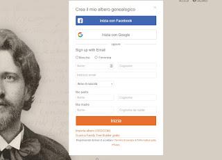 Sito MyHeritage