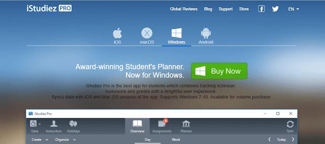 تطبيق iStudiez لمتابعة وتنظيم ومزامنة كل ما هو متعلق بالفصول الدراسية الجامعية للطلبة عبر جميع المنصات